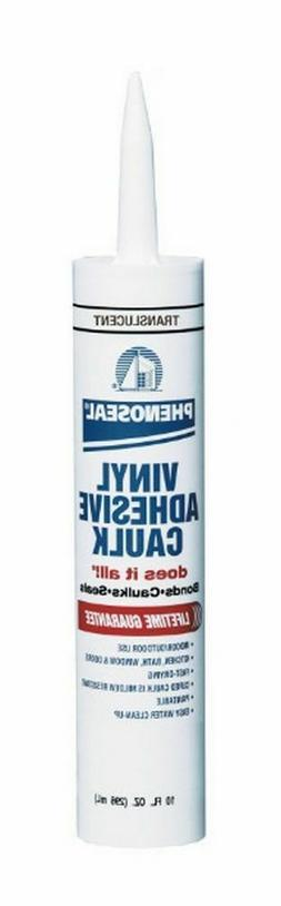 Dap 00006 Translucent Phenoseal Does It All Vinyl Adhesive C