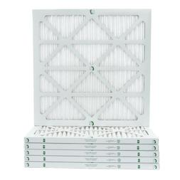"""1"""" Inch Glasfloss ZL MERV 10 Pleated Air Filters for AC & Fu"""