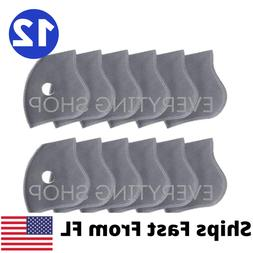 12 Pack of PM2.5 Adult Cycling Replacement Filters Only For