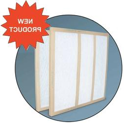 10x30x1 Glasfloss GDS Disposable Furnace Filters - 12 PACK