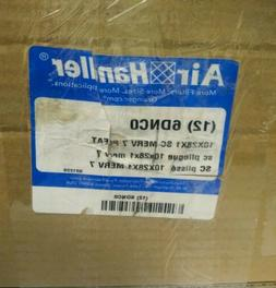 12 Pack Air Handler 10x28x1 Pleated Furnace Filters