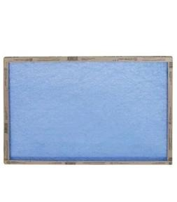"""12 Pack 12"""" x 24"""" x 1"""" Disposable Flat Panel Furnace Filters"""