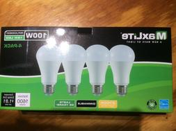 12 pack 15w led 100 watt equivalent
