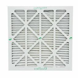 12 pack 16x20x2 MERV 10 Pleated air filters. ZPL16202 Made i