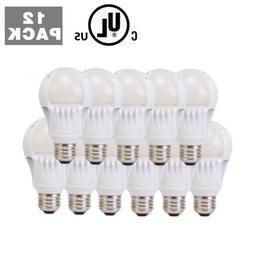12 Pack 60 Watt Equivalent SlimStyle Soft White 2700K LED Li