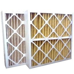 12 Pack High Quality Genuine MERV 11 Pleated Furnace Filters