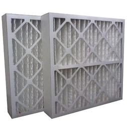 12 Pack High Quality Genuine MERV 13 Pleated Furnace Filters