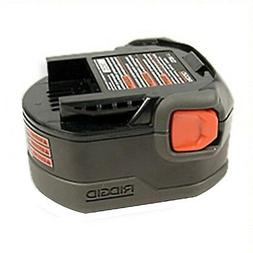 Ridgid 12v 12 volt NiCad slide style battery pack New