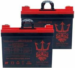 12V 35AH GEL Battery for Scooter Pride Mobility Jazzy Select
