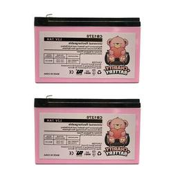 CHARITY BATTERY 12V 7AH BATTERY FOR RAZOR E200 & E300S ELECT