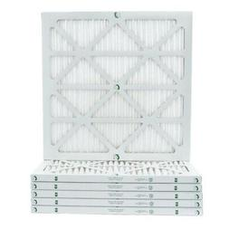 12x12x1 MERV 13 Pleated Air Filters. 12 PACK. Actual Size: 1