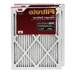 Filtrete 12x24x1, AC Furnace Air Filter, MPR 1000, Micro All