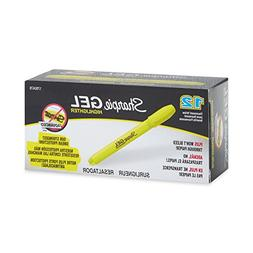 Sharpie 1780478 Accent Gel Highlighter, Fluorescent Yellow,