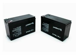 12V 7.5AH SLA Battery : Dual Light, Lithonia, Surelite, Emer