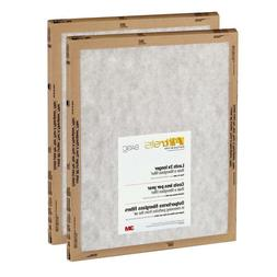 Filtrete 2-Pack Flat Panel Furnace Filters