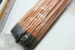 """2 Packs of 50 - Best Welds 1/4"""" x 12"""" Pointed Gouging Electr"""