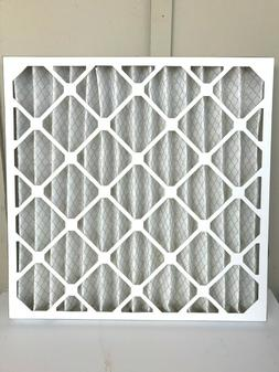 24x24x2 MERV 8 Pleated AC Furnace Air Filters  12 Pack NCFil