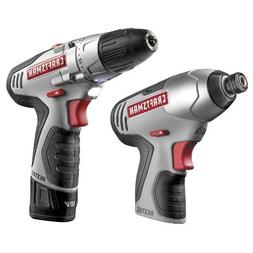 Craftsman 30285 Compact Lithium-ion Drill/driver and Impact