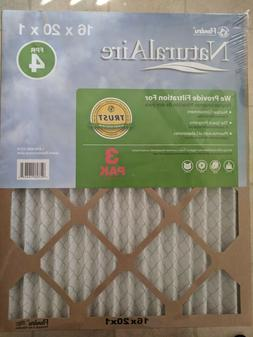 4x30x1, NaturalAire Air Filter, MERV 8, by Flanders
