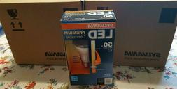 6 or 12 PACK Sylvania R20 50W Equivalent Dimmable Color-Adju