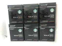 72 Pods Of Starbucks Verismo Pike Place Coffee Brew Medium R