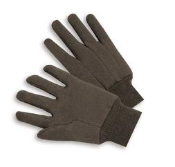 West Chester Cold Weather Yellow Chore Large Gloves 10 Pair Knit Wrist 61410