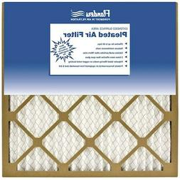 Flanders 81555.012030 Pinch-Pleated Furnace Filter, 20x30x1-