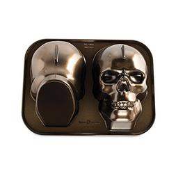 Nordic Ware 88448 Haunted Skull Pan