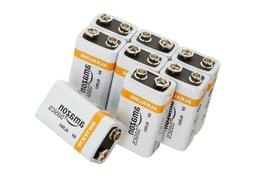 amazonbasics 9V Alkaline Batteries 3
