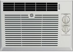 "GE AEV05LX 17"" Window Air Conditioner with 5000 Cooling BTU"
