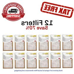 FILTRETE- AIR-FILTER 12 PLEATED FURNACE REPLACEMENT PAD DUST