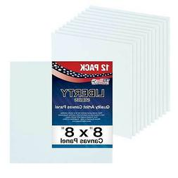 US Art Supply 8 X 8 inch Professional Artist Quality Acid Fr
