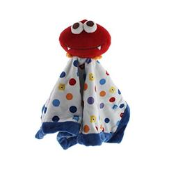 Graco Baby Monsters Plush Baby Boy Blanket Red