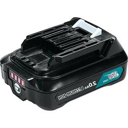 Makita BL1021B CXT Lithium-Ion Battery, 12V/2.0 Ah