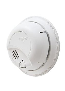 First Alert BRK 9120B-12 Hardwired Smoke Alarm with Backup B