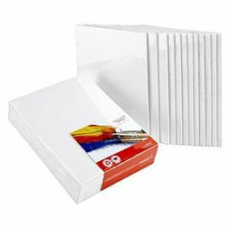"CANVAS PANELS 12 PACK - 4""X4"" SUPER VALUE PACK Artist Canvas"