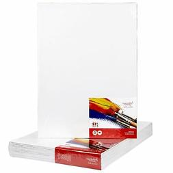 "CANVAS PANELS 12 PACK - 12""X16"" SUPER VALUE PACK Artist Canv"