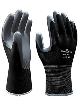 Showa Best Size L Coated Gloves,370BL-08