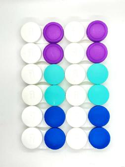 Contact Lens Case 12 Pack