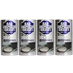 Bar Keepers Friend COOKWARE Cleanser & Polish Powder - 12 Oz