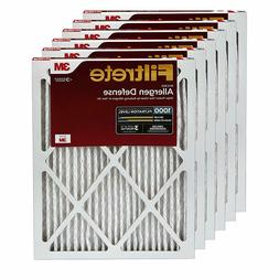 Filtrete 20x20x1, AC Furnace Air Filter, MPR 1000, Micro All
