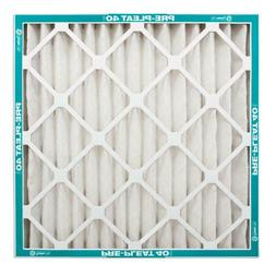 Flanders 81555.012020 Pinch-Pleated Furnace Filter, 20x20x1-