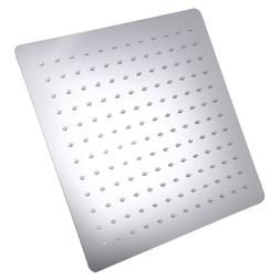 <font><b>12</b></font> inch Shower Head Square Stainless Ste