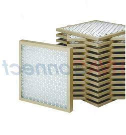 14x25x1 Glasfloss GDS Disposable Furnace Filters - 12 PACK