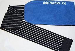 Ice Wraptor Ice Wrap / Cold Wrap can hold ANY ice and gel pa