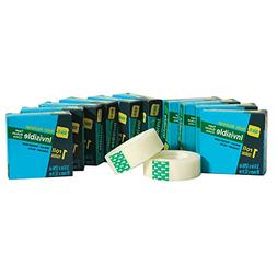 Seal-It Invisible Stationery Tape Refill Rolls 3/4 x 1296 In