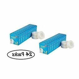 Staples Invisible Tape 12 Pack