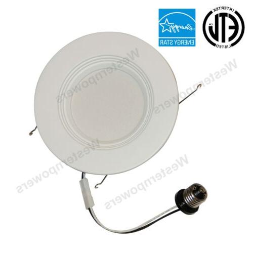 Westernpowers Inch Recessed Light 15W 1100 Dimmable
