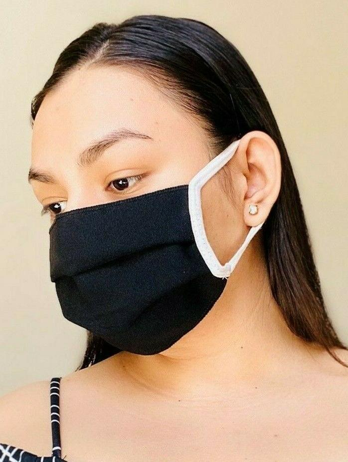 12 PACK Mask Various Colors Unisex Double