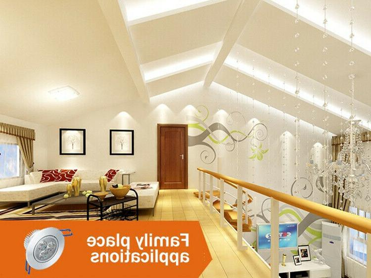 12Pack LED Dimmable Ceiling Lamp Spotlight